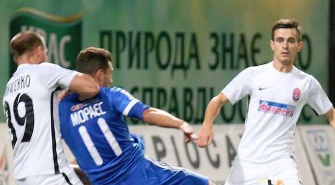 Мораеш пак вкара, Динамо (К) не издържа в драма с 8 гола (видео)