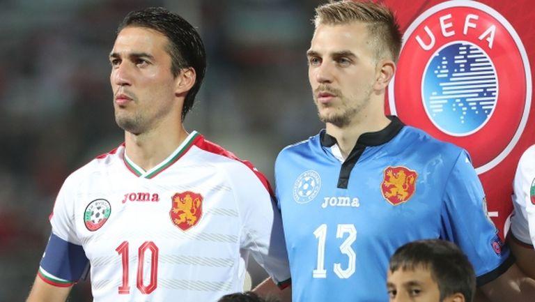 Попето призова феновете за подкрепа и обяви: Очаквам сърцата игра и победа срещу Франция!