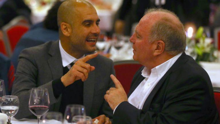 Байерн избра новия треньор, Гуардиола одобрил избора