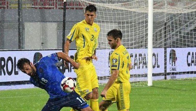 Украйна взе своето в Косово преди мача на истината (видео)