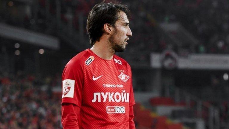 Попето започва преговори за нов договор със Спартак