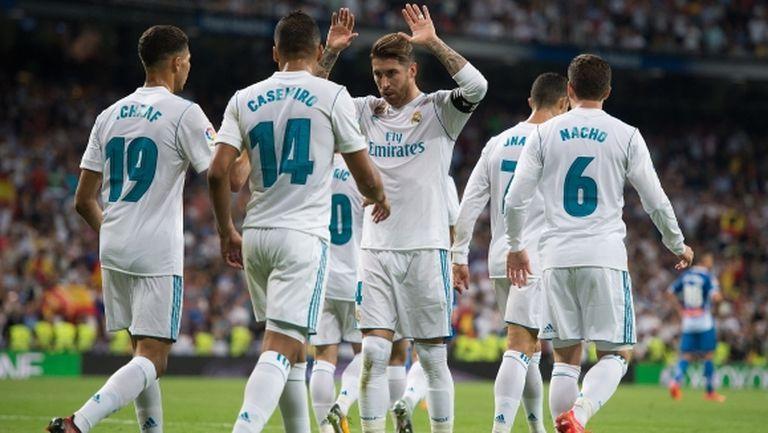 Реал Мадрид преподписа с поредната си звезда