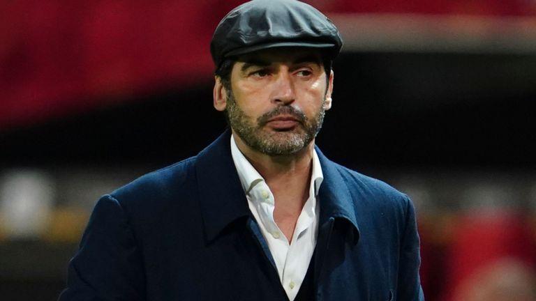 Тотнъм преговаря с бившия треньор на Рома