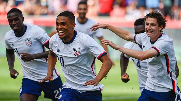 САЩ - Коста Рика 4:0