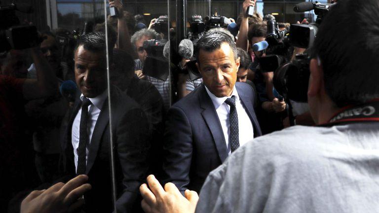 Жорже Мендеш в Милано, среща се с шефовете на клубове от Серия А