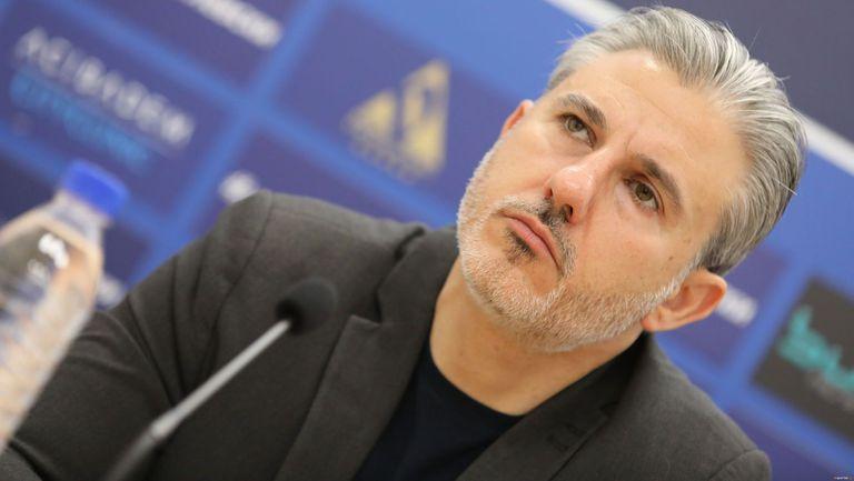 Диксън: Искам Павел Колев да остане шеф в Левски