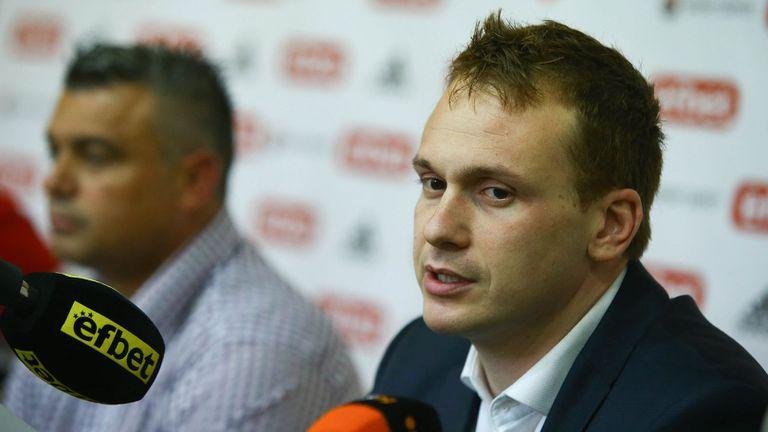 Добрин Гьонов: Киселичков заслужи поста си. Работим по проекта за клубна база, но засега няма нищо конкретно