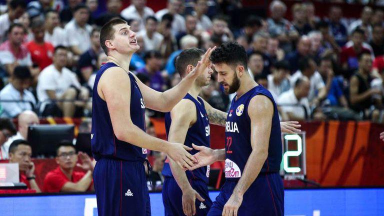 Йокич и Мицич - двойният удар на Сърбия