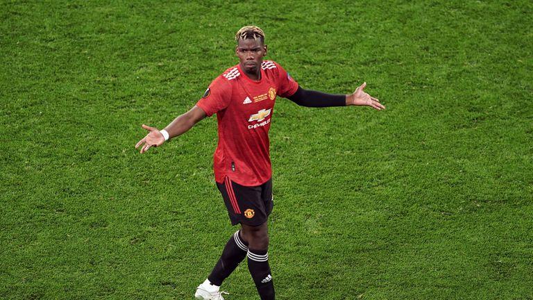 Манчестър Юнайтед започна преговорите за нов договор на Погба