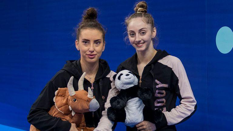 Калейн и Тасева ще играят в последната група утре на Европейското във Варна, ансамблите ще имат подиум тренировка