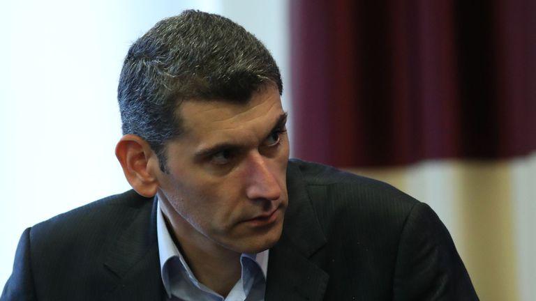 Сашо Попов подал оставка като вицепрезидент на НВЛ