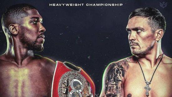 Антъни Джошуа ще се изправи срещу Александър Усик в битка за 4 световни титли 🥊