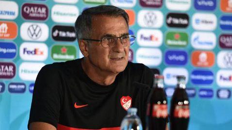 Гюнеш: Излизаме за победа срещу Италия