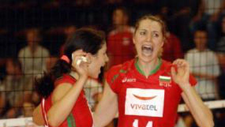 Горчива победа срещу Румъния, България остава 2-ра в Габрово