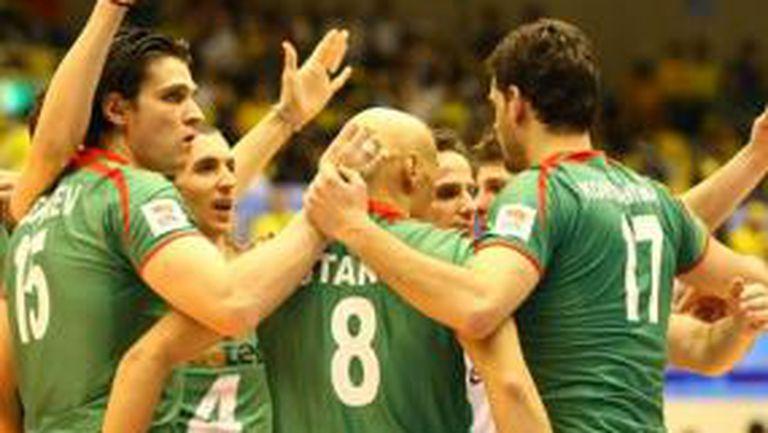 България срази еврошампиона Испания с 3:1 на старта на Световната купа