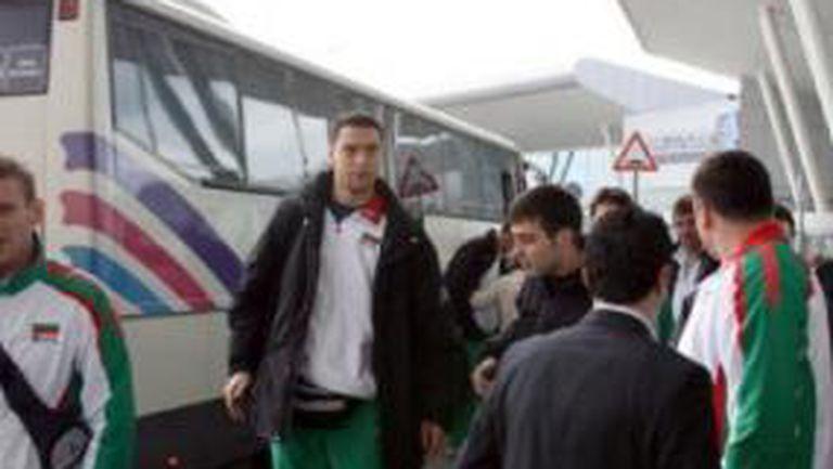 Волейболистите заминаха с автобус за Тояма