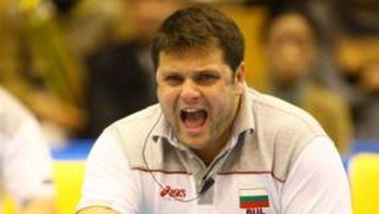 Мартин Стоев: Надявам се да победим САЩ и Бразилия