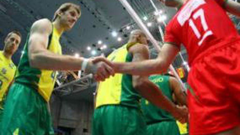 Пламен Константинов: Бразилците бяха по-добри от нас