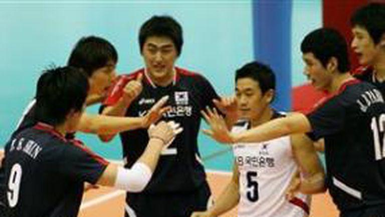 Република Корея с първа победа на Световната купа