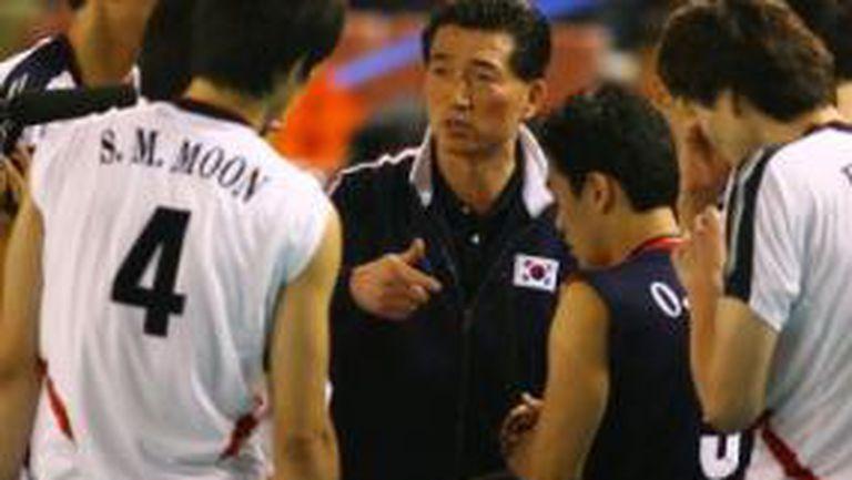 Треньорът на Корея: България игра много добре днес