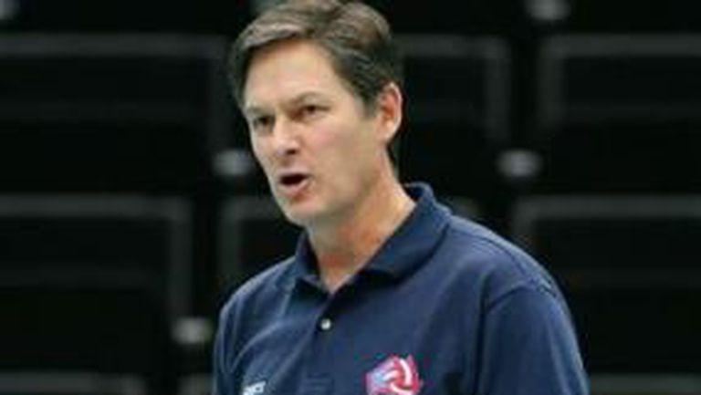 Треньорът на Австралия: България ни изнесе урок по волейбол
