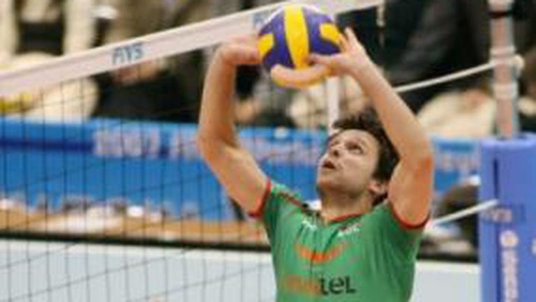 Андрей Жеков MVP при победата над Русия