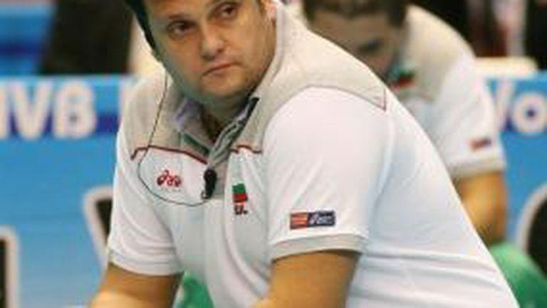 Мартин Стоев: Спечелихме много важен мач