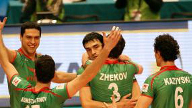 Повтарят победния тайбрек на България - Русия 3:2