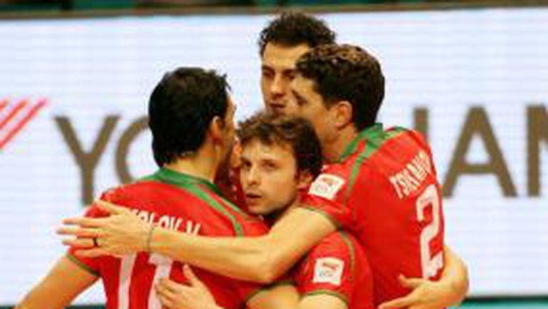 България с бронз на Световната купа