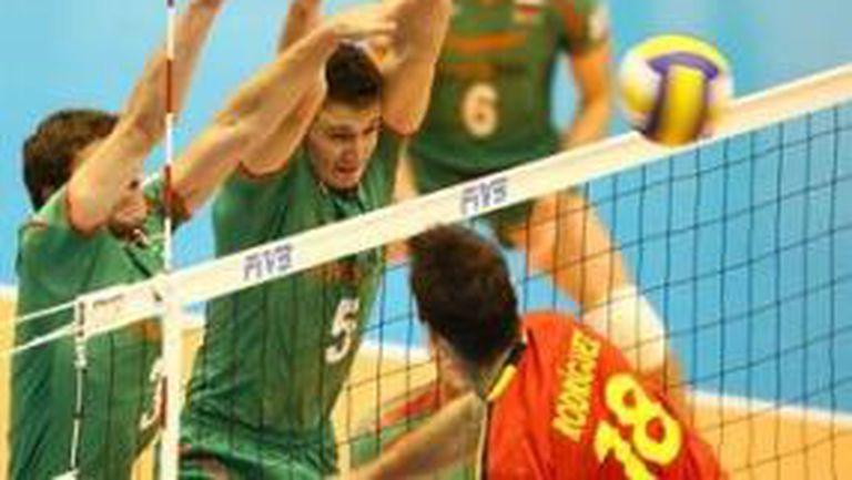 България стартира срещу еврошампиона Испания в Световната лига