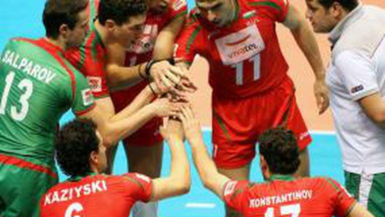 Мартин Стоев: Цел №1 пред отбора е Олимпиадата