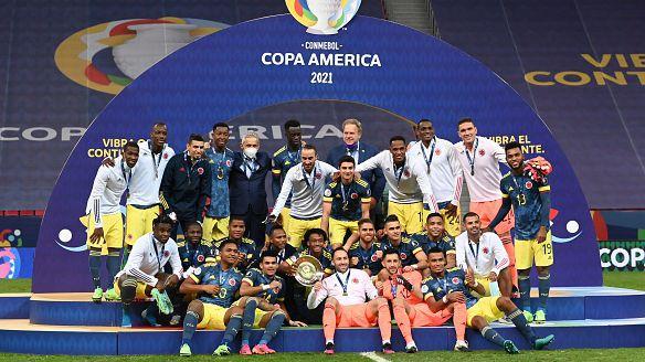 Колумбия победи Перу с 3:2 и взе бронзовите медали на Копа Америка