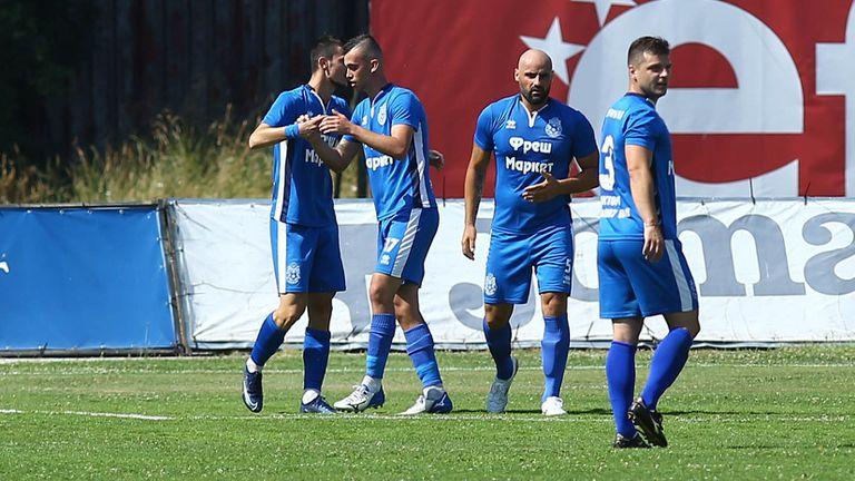 Надежда (Доброславци) записа първа победа през този сезон на Югозапад