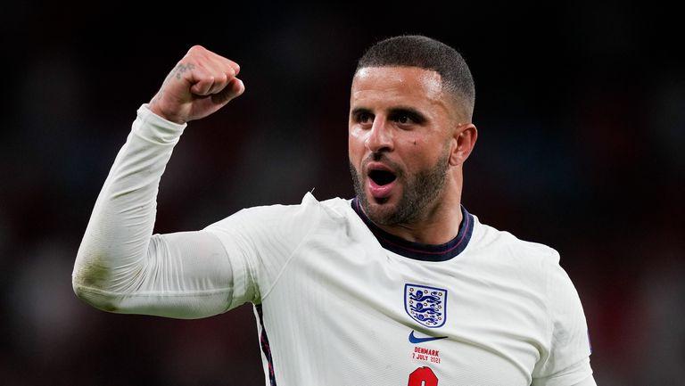 Кайл Уокър: Докато всеки от нас е с усмивка на лицето си, Англия може да победи всеки