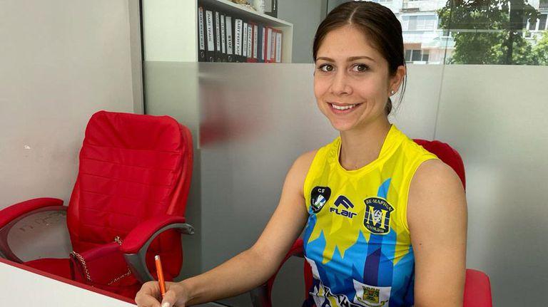 Кристина Гунчева ще играе в Марица през новия сезон
