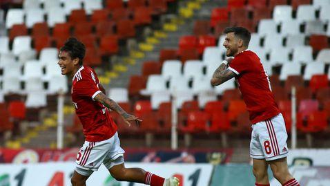 Шоу на Варела донесе победата на ЦСКА - София в генералната репетиция преди сблъсъка за Суперкупата