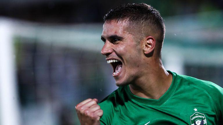 2:0 за Лудогорец, Сотириу бе точен за шампионите от Разград