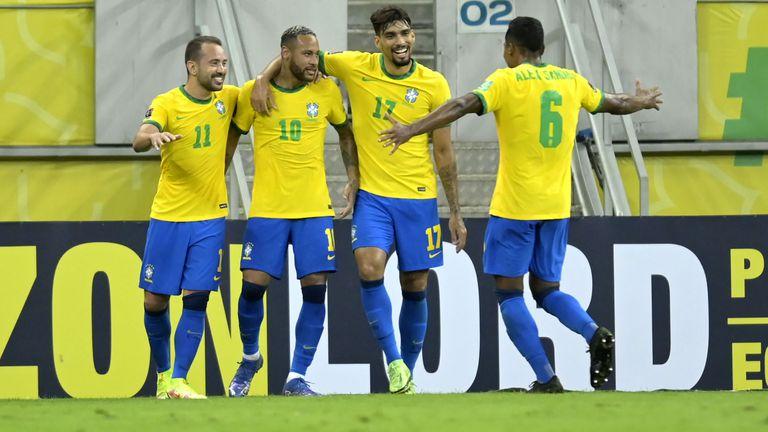 Пускат фенове и в Бразилия