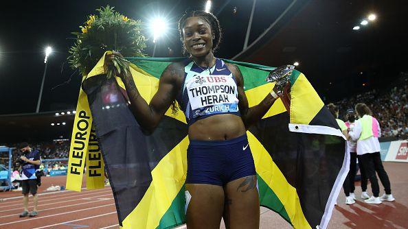 Томпсън-Хера с ново впечатляващо бягане за диамантения трофей на 100 м, Кърли №1 при мъжете