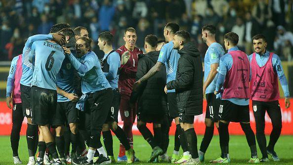Уругвай - Еквадор 1:0