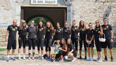 Волейболният Марица (Пловдив) замина за участие в турнир в Турция