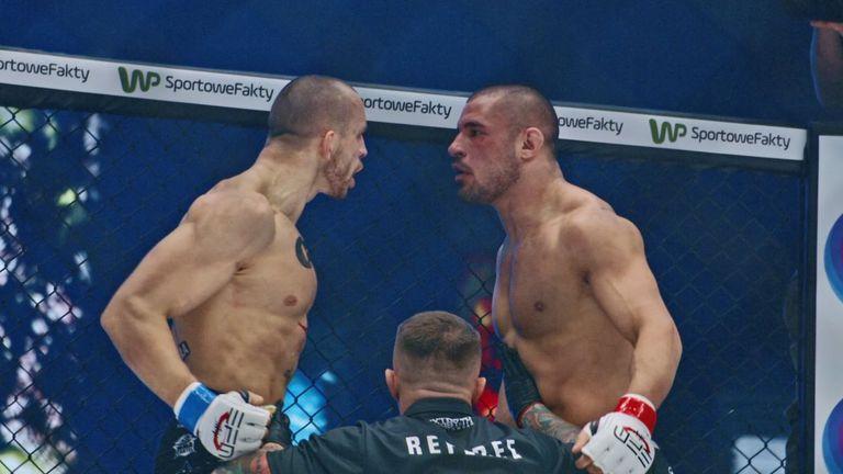Предстои EFM SHOW 2 в София: Да си припомним битката на Георги Валентинов с Игор Михалишин в Полша