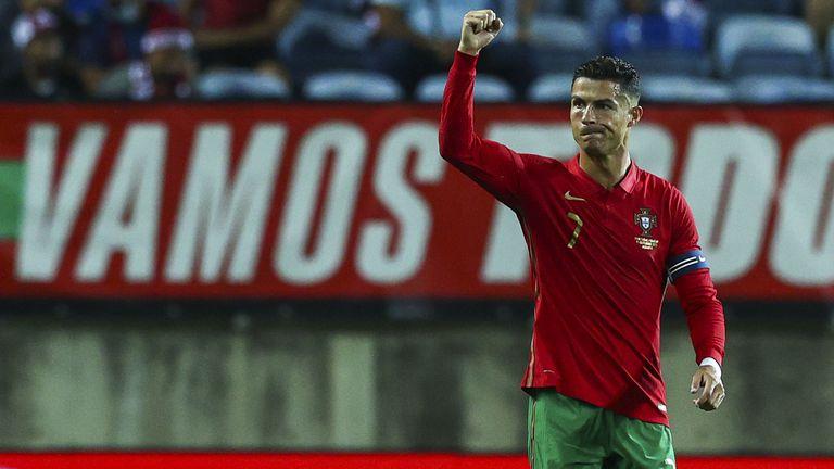 Роналдо след двата рекорда: Същата гордост както винаги