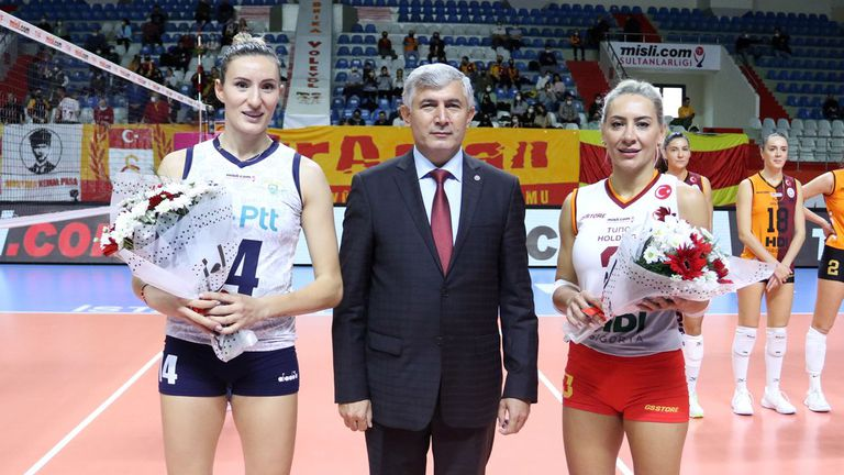 Емилия Димитрова и ПТТ Спор удариха Галатасарай на старта на първенството в Турция