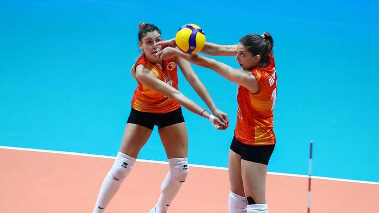 Мирослава Паскова с 13 точки за победа на Мерт Сигорта в Турция