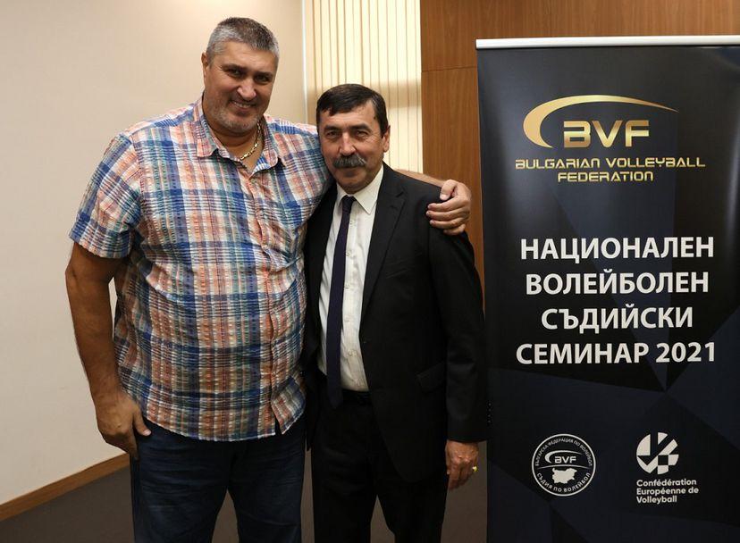 Любо Ганев, Андрей Зенович