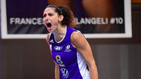 Ева Янева и Волеро стартираха с победа в шампионата на Франция