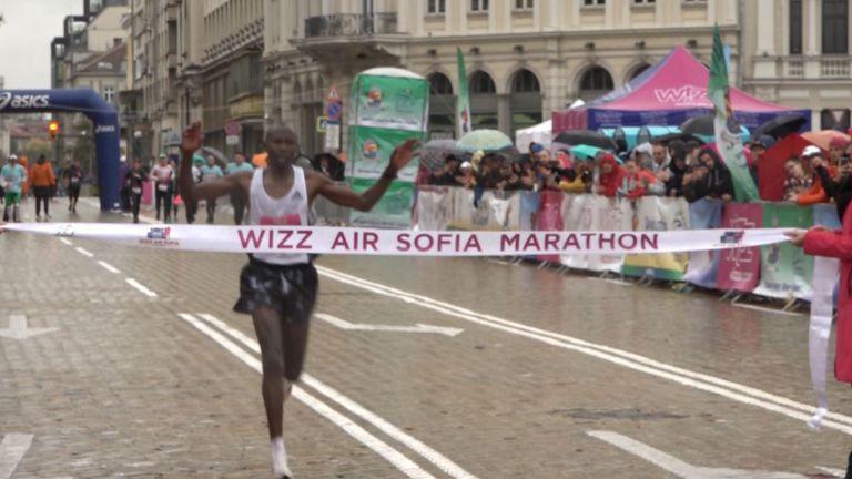 Коеч и Тюбай първи на Софийския маратон