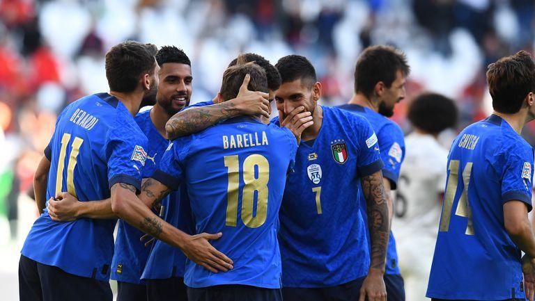Италия спечели малкия финал в Лигата на нациите