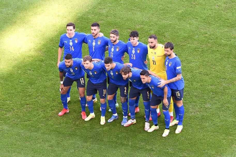 Италия - Белгия (Лига на нациите)